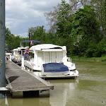 Halte fluviale sur La Marne
