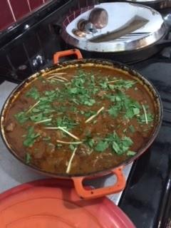 Aga Slow Cooked Lamb Methi Curry Devine Fresh Masala Authentic - Cuisine aga