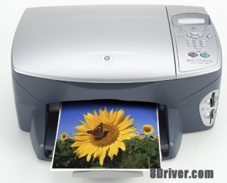 Free download HP PSC 2110xi All-in-One Printer drivers & install