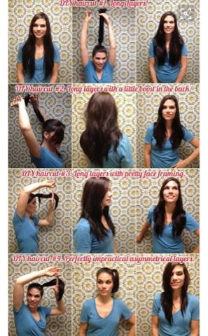 4 Ponytail Haircut Layers : ponytail, haircut, layers, Haircut