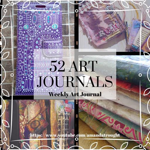 52 Art Journals