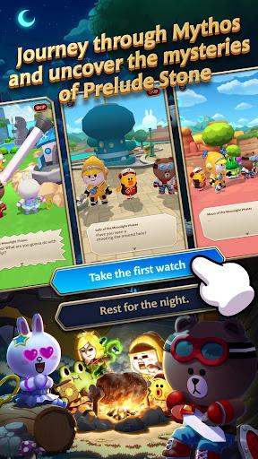 LINE BROWN STORIES : Multiplayer Online RPG screenshots 3