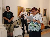 01 Farkas Veronika művészettörténész nyitotta meg a kiállítást.jpg