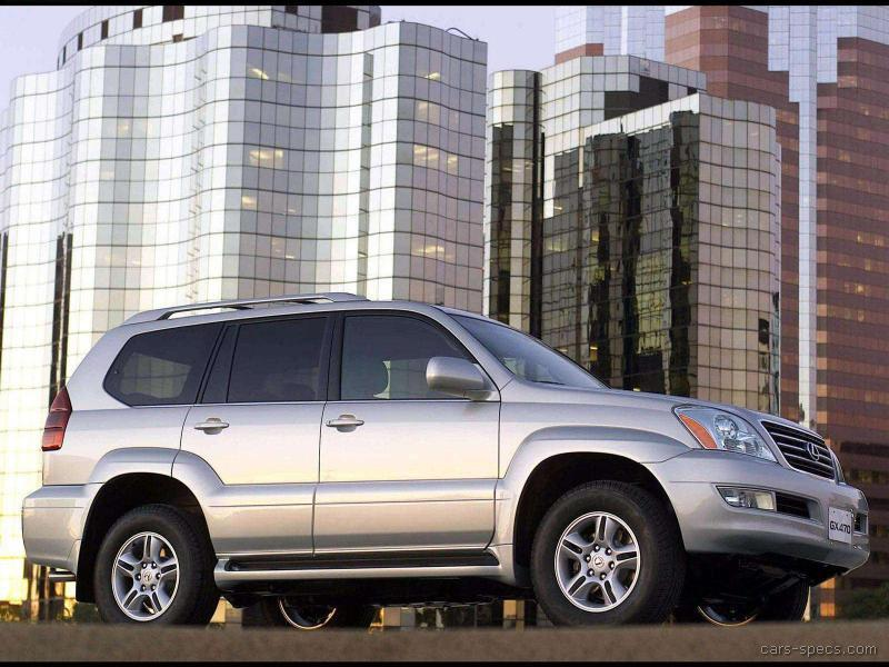2007 lexus gx 470 suv specifications pictures prices. Black Bedroom Furniture Sets. Home Design Ideas