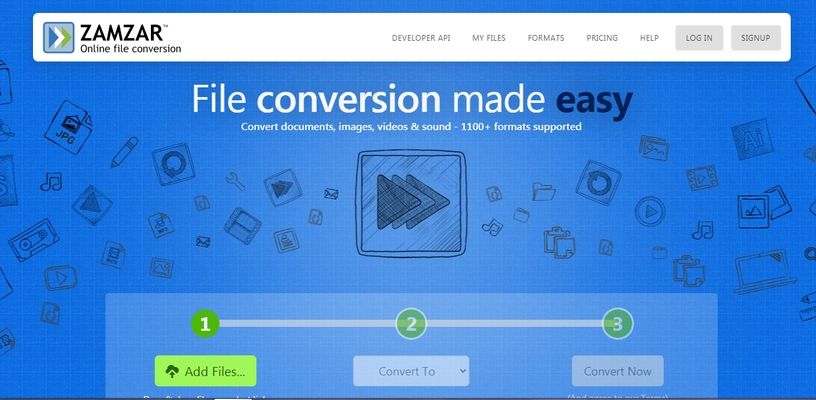Online free all in one file converter website