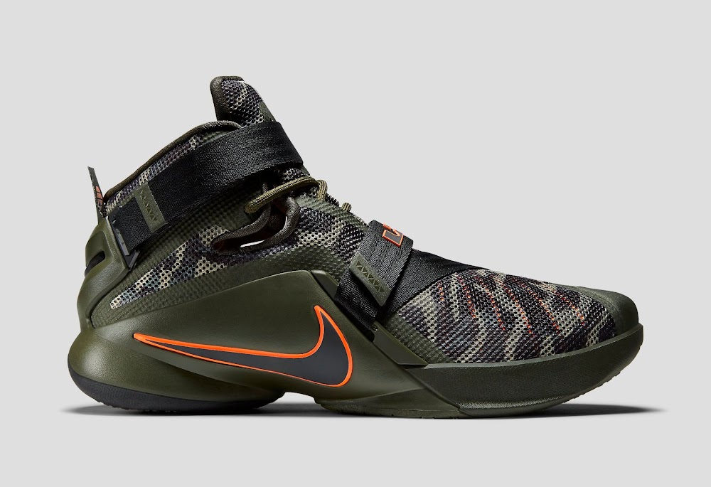 online store dae3b 51fa3 ... Dunkman Nike LeBron Soldier 9 is Available at Nikestore ...