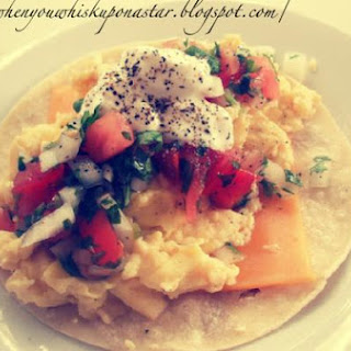 Basic Breakfast Taco