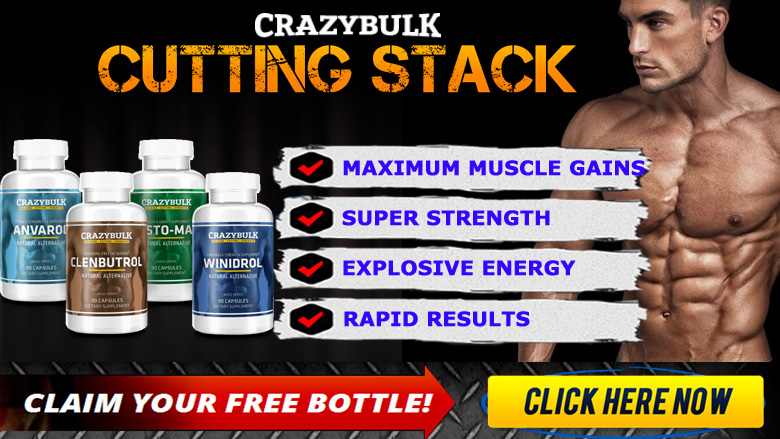 Crazy Bulk Cutting Stack Reviews with Free Trial