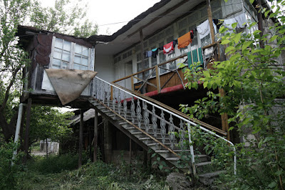 Unsere Unterkunft in Tatev