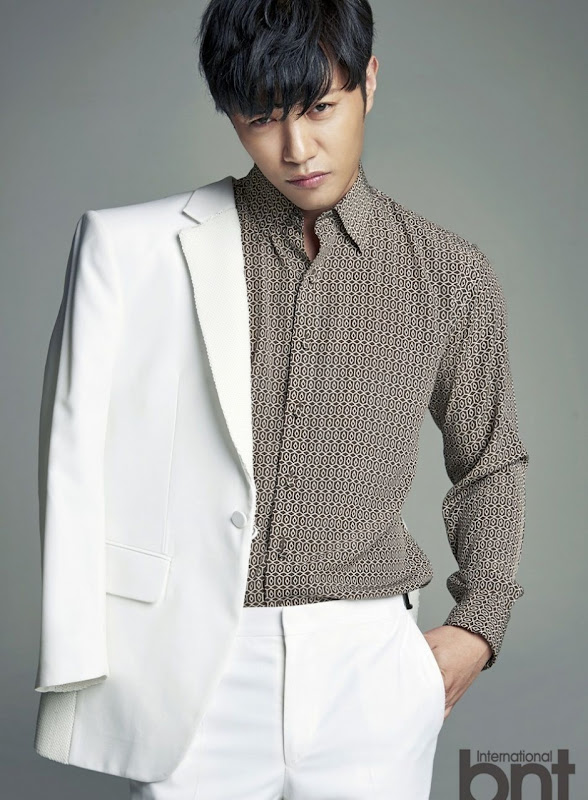 Jin Goo Korea Actor
