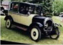 Checker 1924 Model E