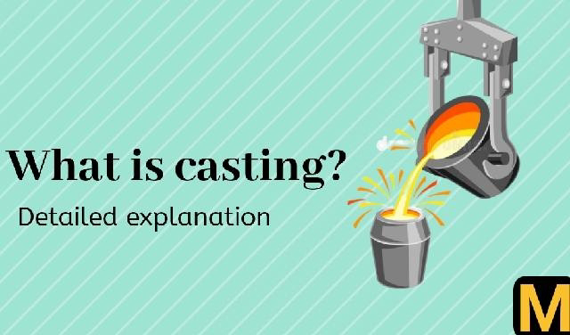 What is casting? detailed explanation | The Mechanical post