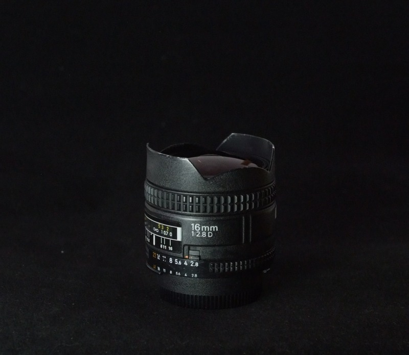 Nikkor 16mm f/2.8 AF D