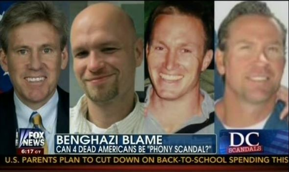 Hillary Clinton forgets 4 Americans killed in Benghazi