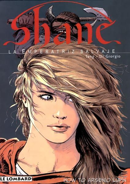 Shane - La emperatriz salvaje-00