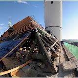 Oprava strechy a krovu kostela 4.11.2014