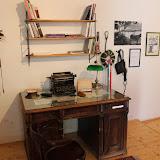 Lázár Ervin íróasztala