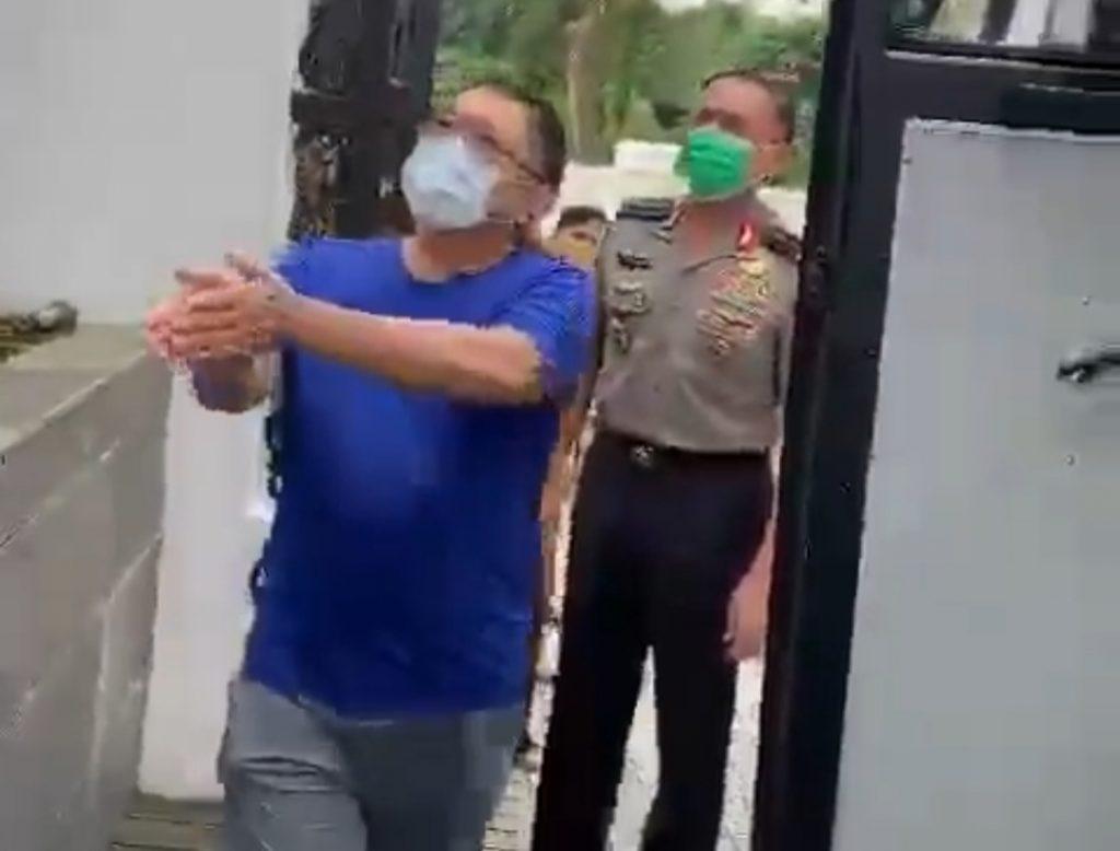 Video Pengusaha Jerry Lo Tes Corona Pertontonkan Kesombongan Taipan