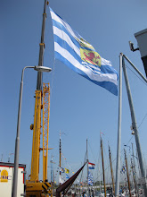 Photo: Mooi, zo'n grote Zeeuwse vlag