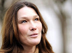 Carla Bruni Sarkozy, janvier 2012 POLITIKART