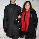 WWW.ENTSIMAGES.COM -      Jack Thorpe Baker and Harriet Thorpe    at    THE LAUNCH PARTY FOR THE 15TH ANNUAL WHATSONSTAGE AWARDS At Cafe de Paris London December 5th 2014                                               Photo Mobis Photos/OIC 0203 174 1069