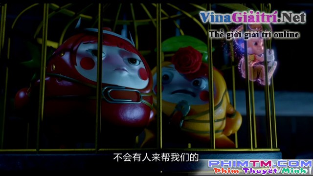 Xem Phim Robo Trái Cây: Cuộc Đào Thoát Vĩ Đại - Fruity Robo The Great Escape - phimtm.com - Ảnh 2