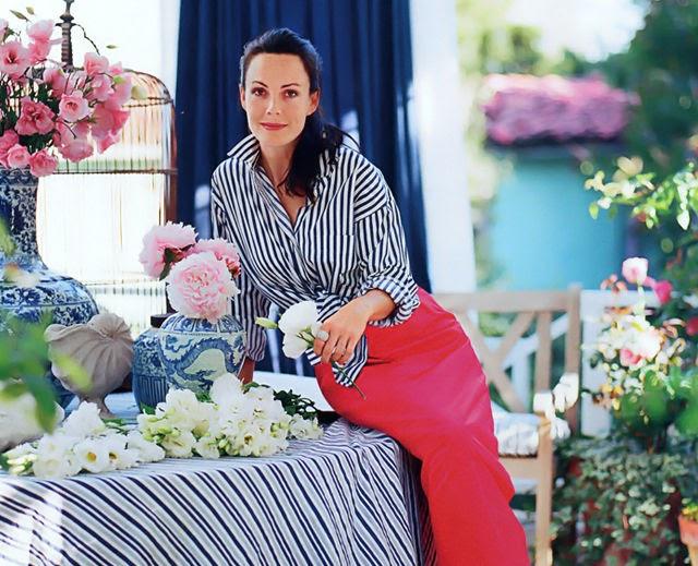 Mary Mcdonald Designer green street: mary mcdonald on okl