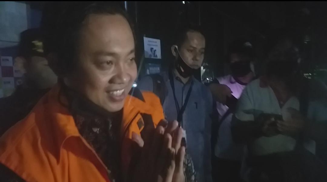 Terdakwa Miftahul Ulum Klarifikasi Minta Maaf Ke Achsanul dan Keluarga