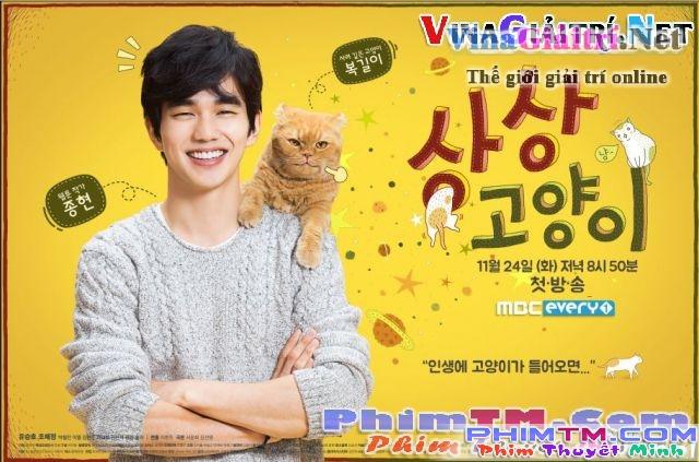 Xem Phim Nàng Mèo Đỏng Đảnh - Imaginary Cat - phimtm.com - Ảnh 1