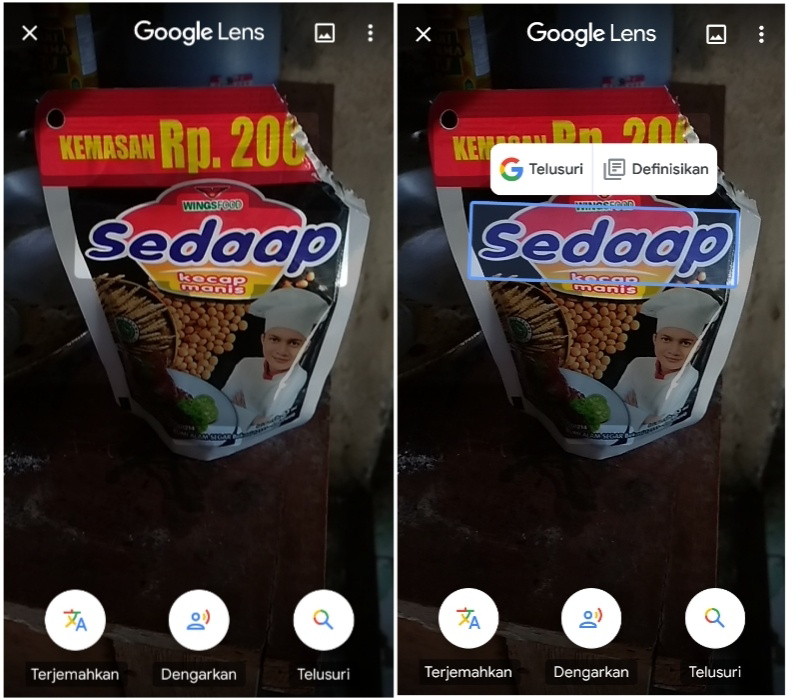 pencarian google menggunkan foto