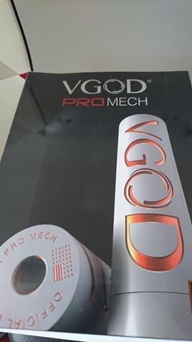 DSC 2505 thumb%25255B2%25255D - 【メカニカル】「VGOD Pro Mech Mod」レビュー。豪華でイカツイシンプルハイブリッド18650メカニカルMOD!!【MOD/チューブ/電子タバコ】