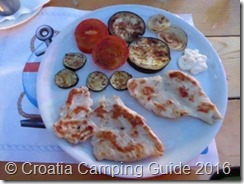 Croatia Camping Guide - Ostro Food
