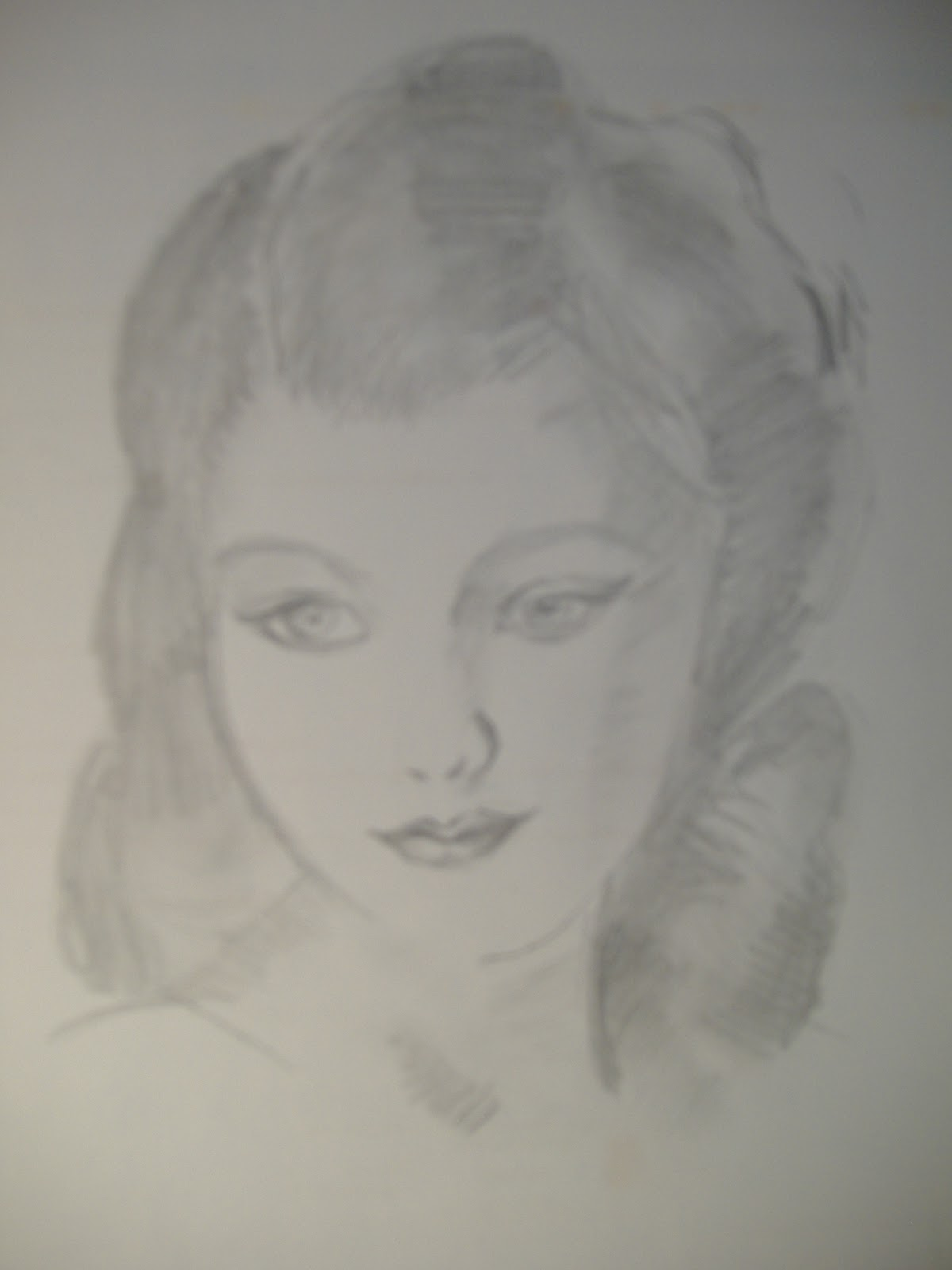 disegni facili a matita