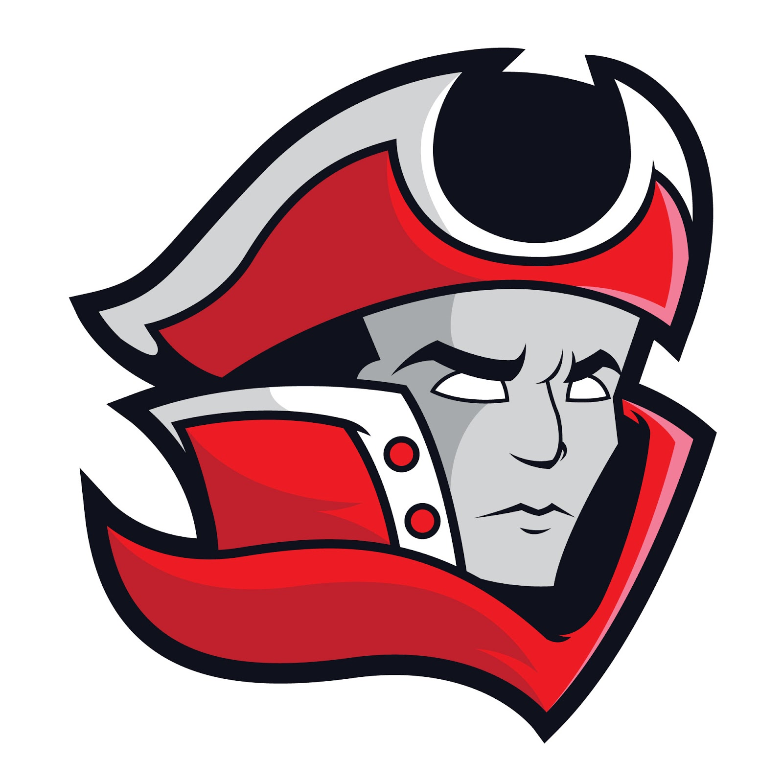 Colonial Mascot Logo Free Download Vector CDR, AI, EPS and PNG Formats