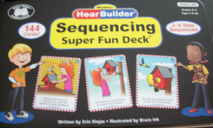 HearBuilder Sequencing Super Fun Deck Image 1