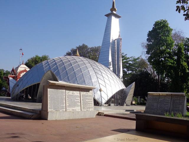 EME Temple (Dakshinamurti Temple)