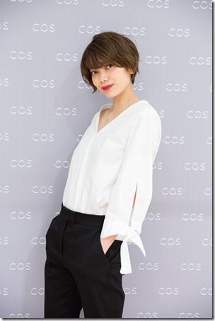 COS_Ginza_Lyla Iwamoto