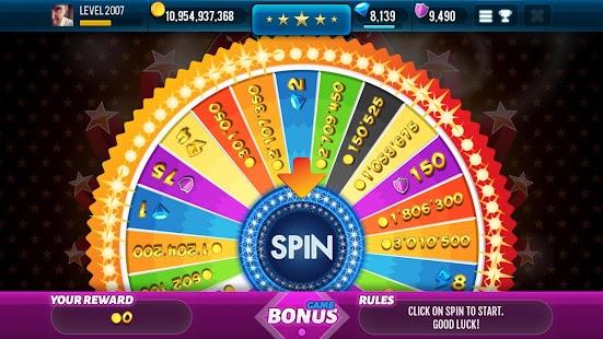 Neon Club Slots - Jackpot Winners Game Screenshot