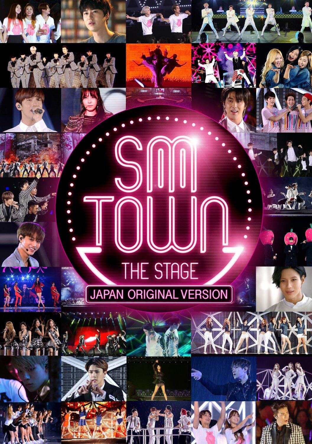 Download [Show] SMTOWN – SMTOWN The Stage -Japan Original Ver - (Blu