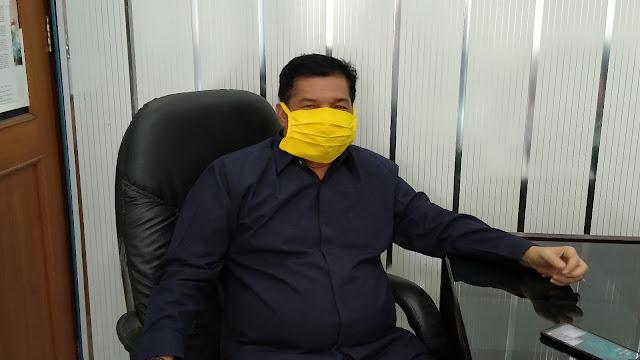 Tarantang-Beringin Kekeringan, Miswar Jambak Minta Pemko Padang Berikan Perhatian Khusus.