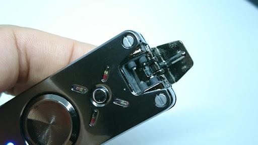 DSC 6985 thumb%255B3%255D - 【フィジェット】「HY-7016 2-in-1 Double Pulse Arcハンドフィジェットスピナー」レビュー。ダブルアーク放電システム搭載の電子ライターつきハンドスピナー!!