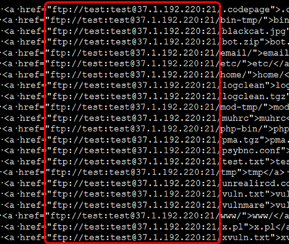 hack drop: