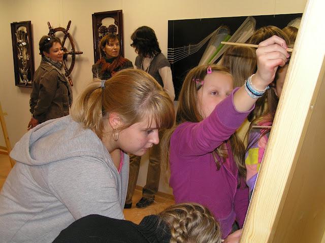 Kunstiosakonda sisseastunud laste pühitsemine - PB100344.JPG