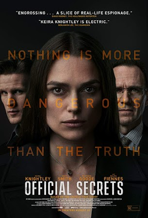 Poster Of Hollywood Film Watch Online Official Secrets 2019 Full Movie Download Free Watch Online 300MB
