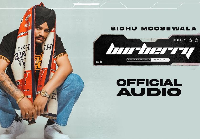 Burberry Lyrics - Sidhu Moose Wala