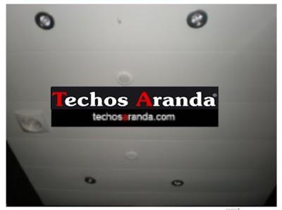 Negocios locales empresa techos aluminio Madrid
