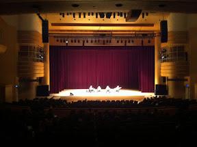 HsingChu Concert Hall Taiwan Tour 2011