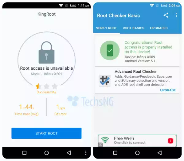 How to root android 5.1 Lollipop with Kingroot