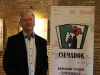 03 Stubendek István, Komárom polgármestere, mint a Csemadok Alapszervezetének elnöke is jelen volt.jpg