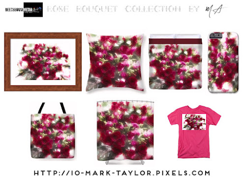 Rose Bouquet Collection by Mark Taylor